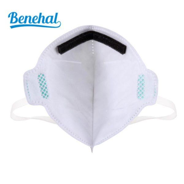 20 Pcs/Box Benehal NIOSH N95 Respirator MS8225 2