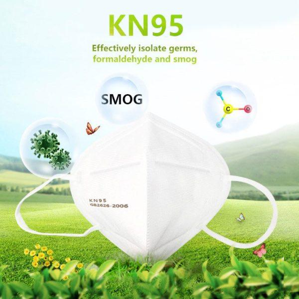 10 Pcs KN95 FFP2 Respirator - Free Shipping 5