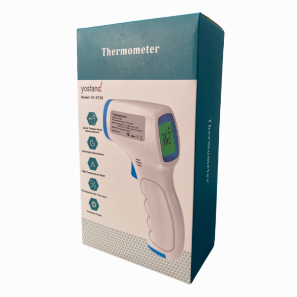 No Contact Infrared Thermometer FDA & CE Registered - Free Shipping 5