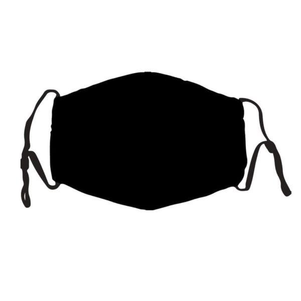 PMedi Artist Mask (Silk) With 2 PM2.5 Filters Black