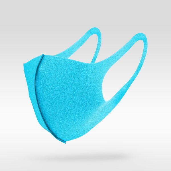 3pcs PMedi 3D Ultra-thin Breathable RPF (Reticulated Polyurethane Foam) Face Mask Adult Size - PMedi.com