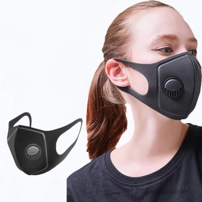 Pmedi Face Masks With Valve